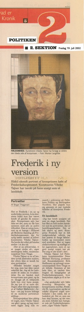 Frederik i ny version